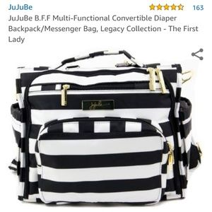 Ju-Ju-Be Accessories - Jujube BFF Multifunctional Diaper Bag